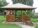 Inter-Trak - Tartak Strzelno - Architektura ogrodowa - Altany
