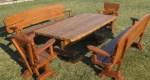 Inter-Trak - Tartak Strzelno - Architektura ogrodowa - Krzesła i stoły