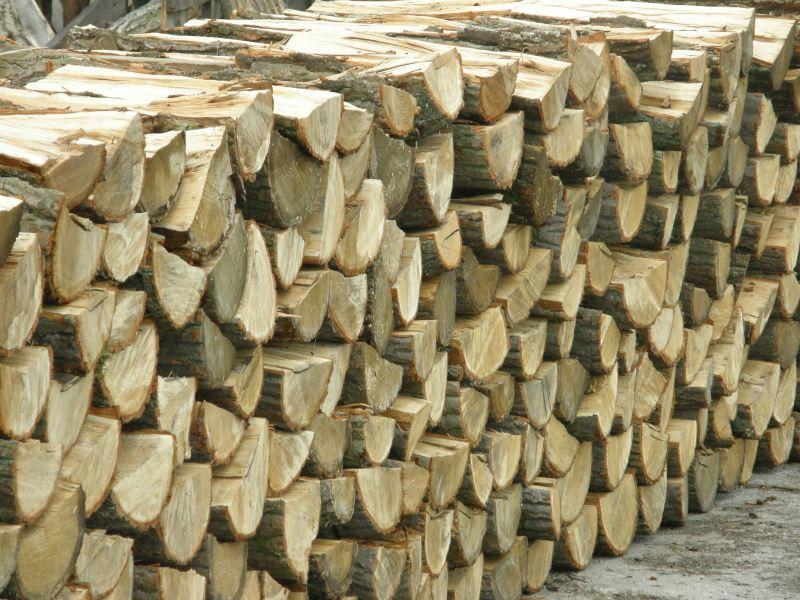 Tartak Strzelno - Produkty - Dębowe drewno kominkowe