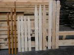 Tartak Strzelno - Produkty - Sztachety drewniane