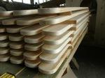 Tartak Strzelno - Produkty - Sztachety drewniane zaokrąglone