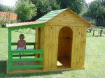 Inter-Trak - Tartak Strzelno - Architektura ogrodowa - Domki dla dzieci