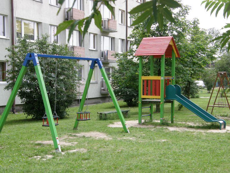 Tartak Strzelno - Oferta - Place Zabaw